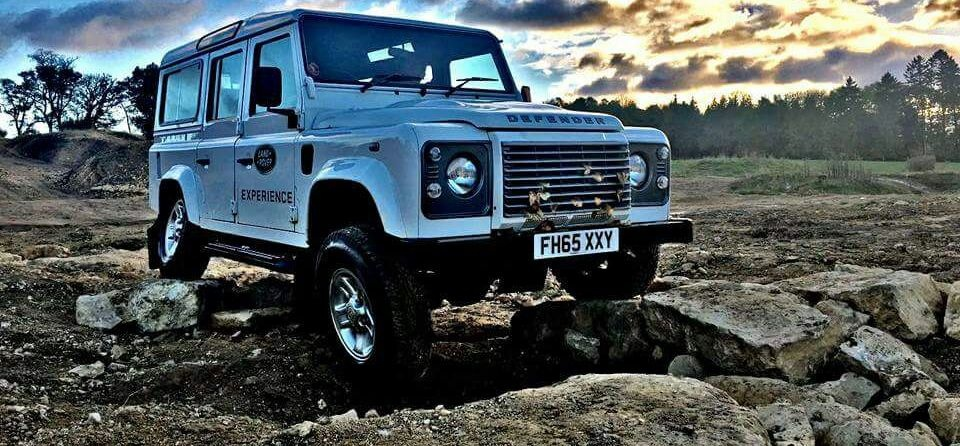 Full Day Land Rover Experience (Private)