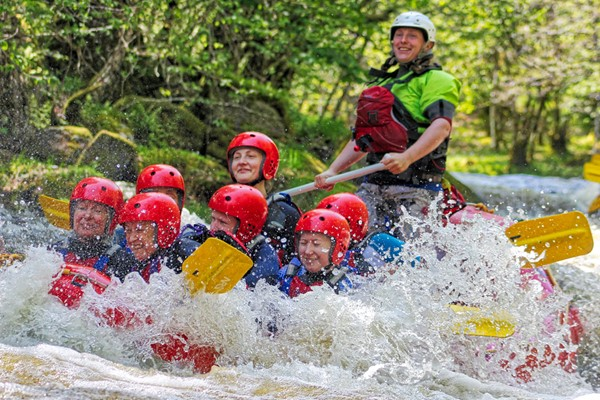 One Hour White Water Rafting Taster Session for One